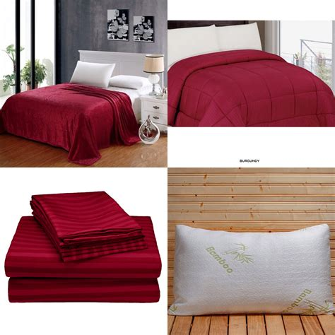 king size comforter on queen bed 8 piece bed in a bag comforter set with pillows twin