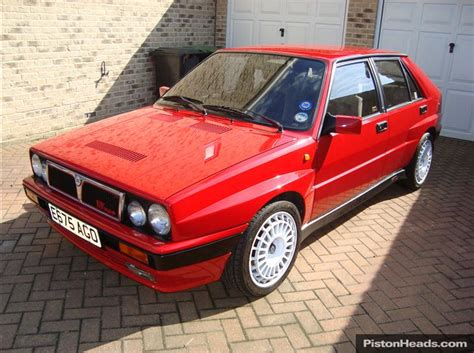 Lancia Hf Turbo Featured 1988 Lancia Delta Integrale Hf Turbo At J Spec