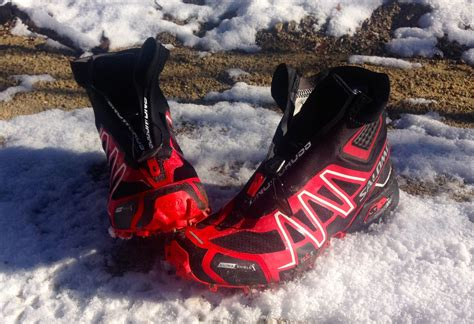 salomon winter running shoes salomon snowcross cs winter running shoe review