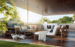 Lounge Outdoor Chairs Design Ideas Outdoor Lounge Interior Design Ideas