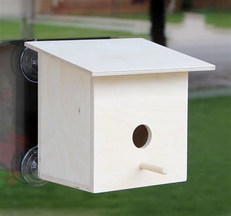 Window Bird House Plans Home Design And Style