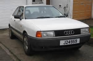 Audi 80 White Audi80s