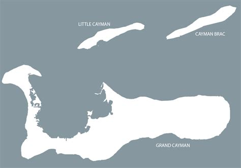 map of cayman islands location maps pertaining to cireba real estate brokers
