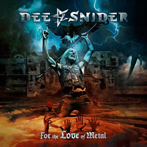 For The Of snider portada y canciones de quot for the of metal quot