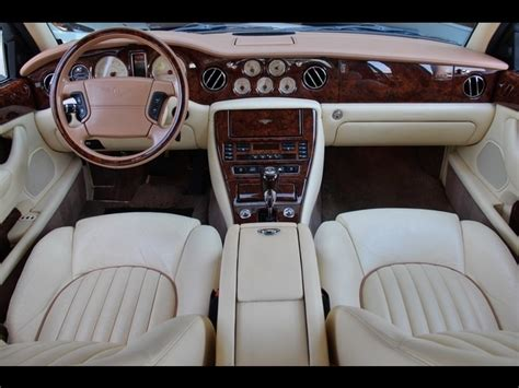 bentley 2000 interior 2002 bentley arnage pictures cargurus