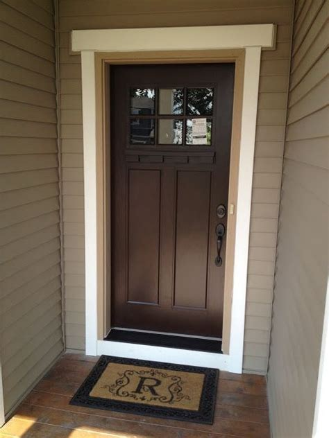 25 best ideas about brown doors on brown front doors front door entrance and