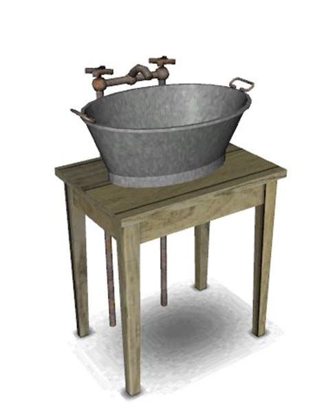 Bathtub Brand Mod The Sims Budget Bathroom