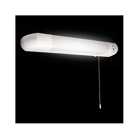 Bathroom Lights Wickes by Wickes Shaver Light White Wickes Co Uk