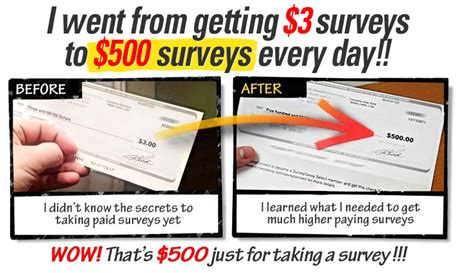 Free Money For Taking Surveys - take surveys for cash scam the affiliate lifestyle