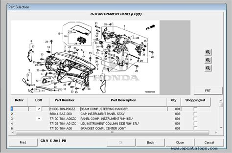 car engine manuals 2008 honda fit spare parts catalogs honda epc general market parts catalog 2016 spare parts catalog cars catalogues