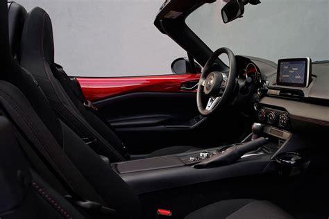 Miata Upholstery by 2016 Mazda Mx 5 Interior Images