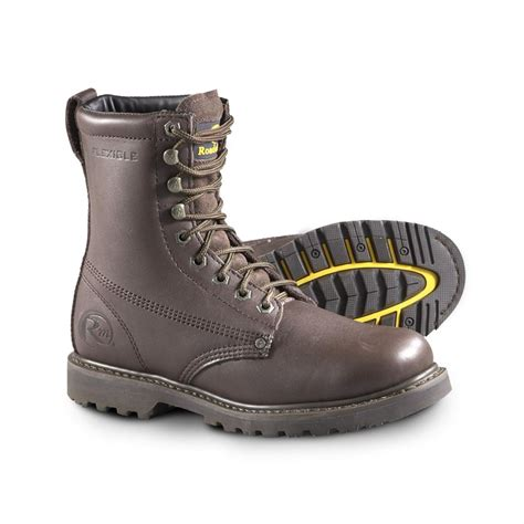 roadmate 174 8 quot electrical hazard work boots 236624 work