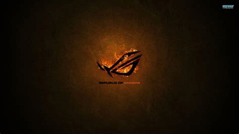rog hd wallpaper for asus by macboy1 on deviantart republic of gamers wallpapers wallpaper cave