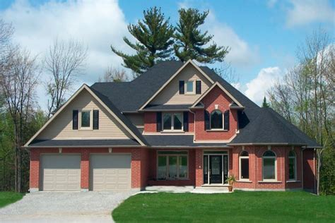 best roof color for brick house best exterior paint colors for brick homes and how to