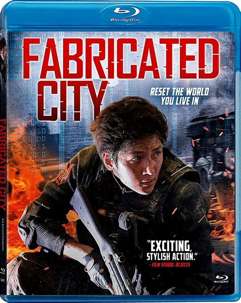 Fabricated City cityonfire asian cinema reviews news and dvd release dates page 5