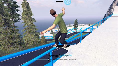 mytp skateboarding action sports skate game  iphone ipad ipod touch