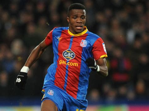 arsenal zaha arsenal drop interest in wilfried zaha