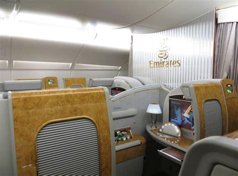 emirates first class review emirates first class a380 review hong kong to bangkok