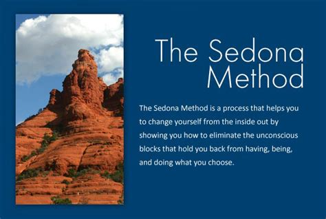 the sedona method heal yourself by letting go official