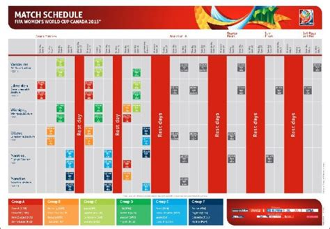Calendario Canada 2015 Search Results For Copa Mundial Femenina Calendar Canada