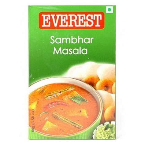 Everest Masala everest sambhar masala 50gm
