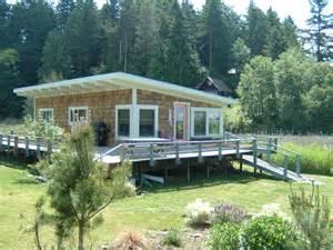 cabin in island san juan islands united