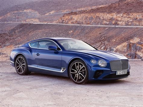 first drive 2018 bentley continental gt in the uae