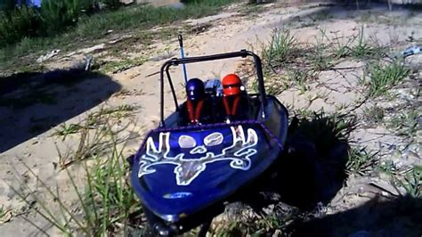 airboat fails axial scx10 dingo h2 jetboat vxl launch fail n rc airboat