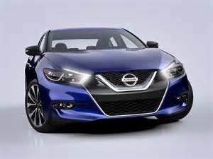 Nissan Makes 2016 Nissan Maxima Makes World Debut In New York
