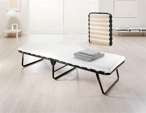 single folding bed jay be evo memory 3ft single folding bed