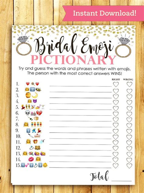 Printable Bridal Shower by Best 25 Printable Bridal Shower Ideas On