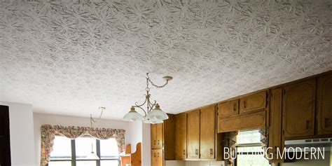 stippled ceiling cover up do s don ts options