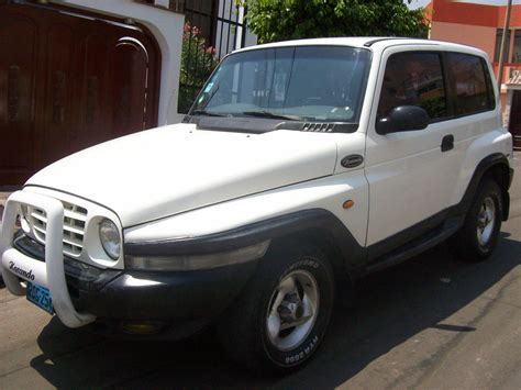 ssangyong korando 2000 daewoo korando 2 3 2000 auto images and specification