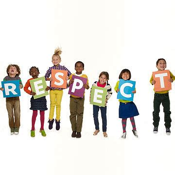 the return of respect teaching kids a classic value