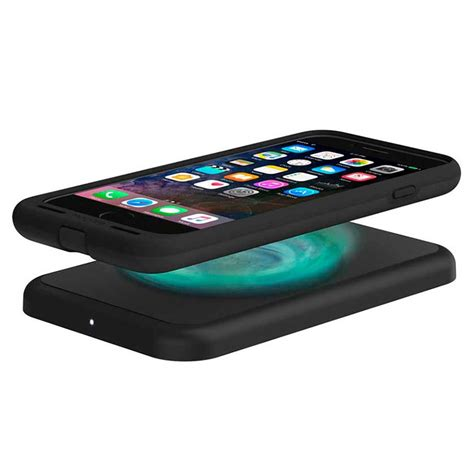 iphone 7 plus mophie charge wireless charging