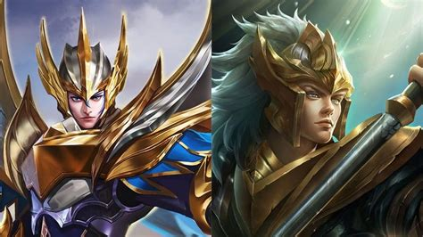 wallpaper mobile legend zilong ini dia 4 hero dengan damage terbesar di mobile legends