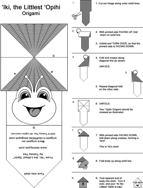 Tammy Yee Origami - tammy yee book related activities