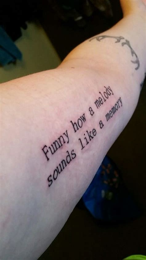 like tattoo lyrics country music tattoo quotes www pixshark com images