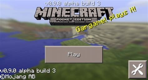 build apk minecraft pocket edition v0 9 0 build 3 apk beta android