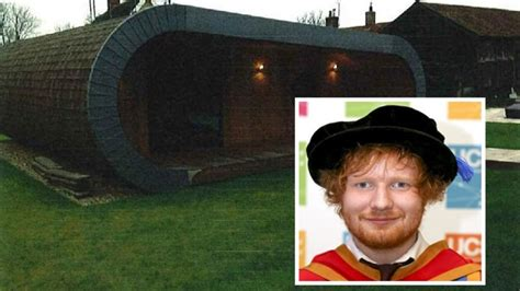 ed sheeran house say goodbye to the world today if conspiracy theories are true ladbible
