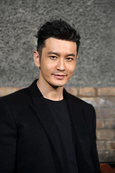Celebrity Style by Huang Xiaoming Zimbio