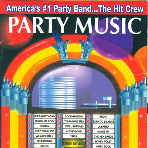 party music drew s famous party music by the hit crew on spotify