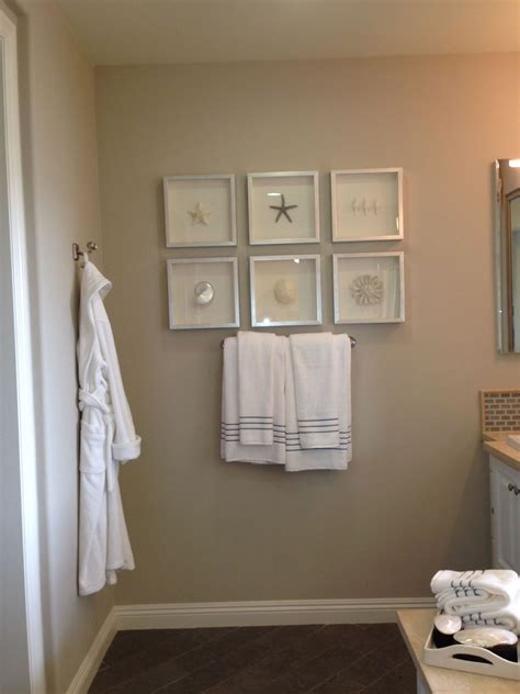 bathroom wall decorating ideas bathroom decor framing ideas model home