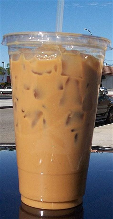 Iced Coffee Consumption Up Over Previous Winters   Daily