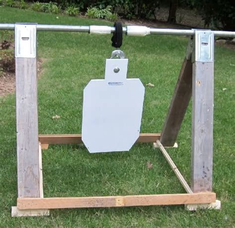 diy steel target stand diy target stands thread diy ultra portable cheap steel target stand target stands