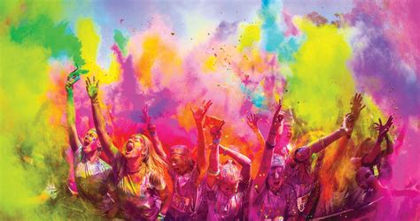 what is the color run colour run wigan warriors