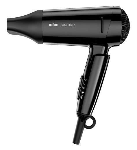 Ebay Usa Hair Dryer braun satin hair 3 hd 350 style go hair dryer ionic 1600w black genuine new ebay