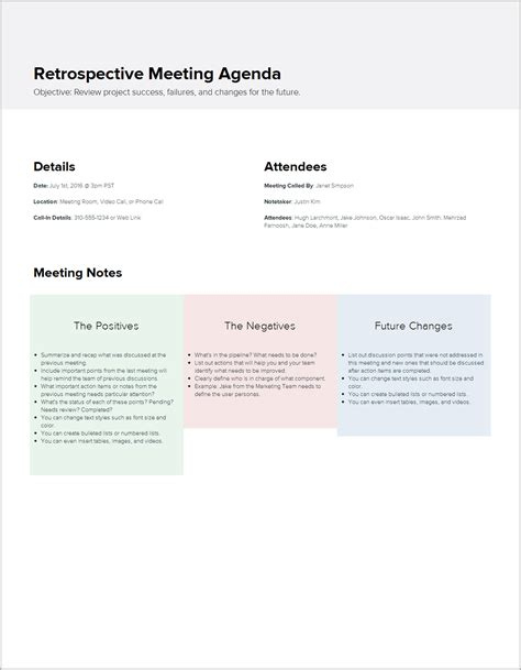 what is an agenda xtensio how to create a meeting agenda