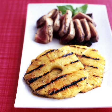 Rr 995939 St Pineapple spicy grilled pineapple