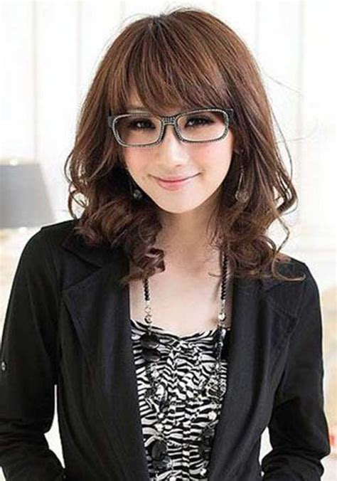 japanese hairstyles for medium length hair 25 asian hairstyles for round faces hairstyles
